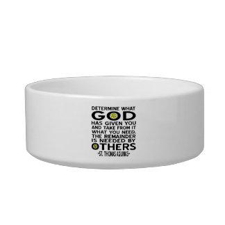 God Has Given Bowl