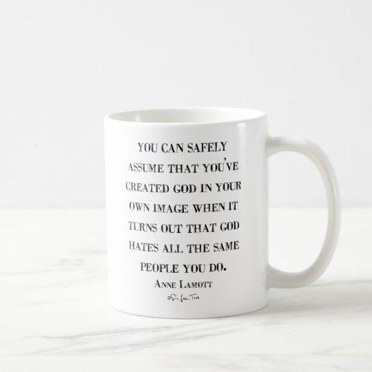 God Hates Like You Coffee Mug