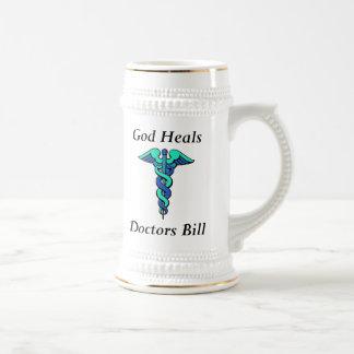 God Heals, Doctors Bill Beer Stein