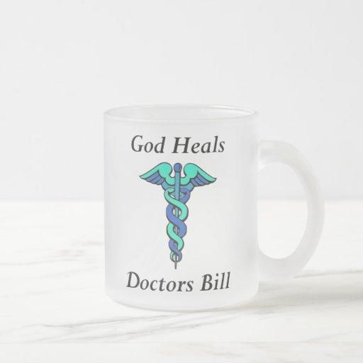 God Heals, Doctors Bill Mugs
