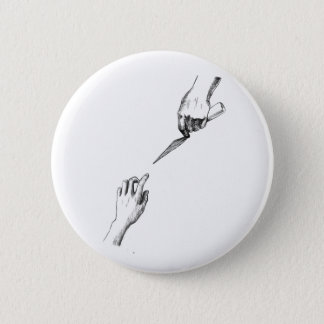 God is an Archaeologist! Badge Pinback Button