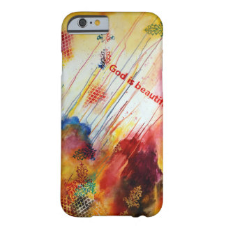 God is Beautiful Phone Case Barely There iPhone 6 Case