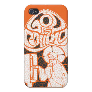 God is calling funny humor iphone 4 case