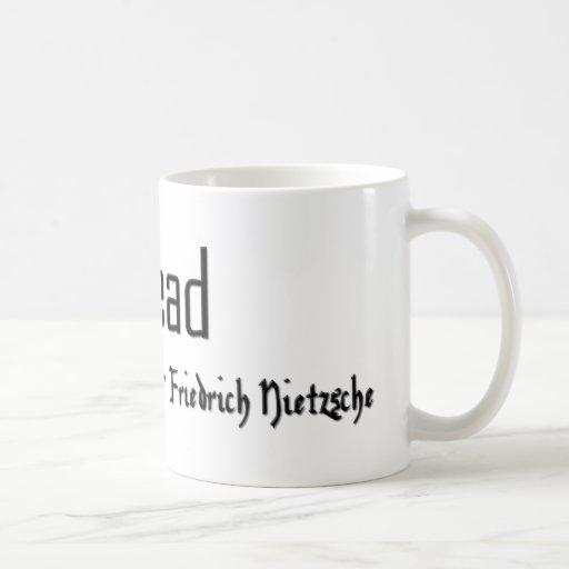 """God is Dead"" Coffee Mug"