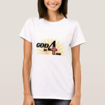 God is for me T-Shirt