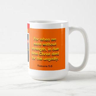 """""""GOD Is Good All The Time"""" Coffee Mug"""