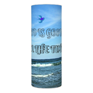 God Is Good All The Time Flameless Candle