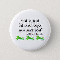 God is good button