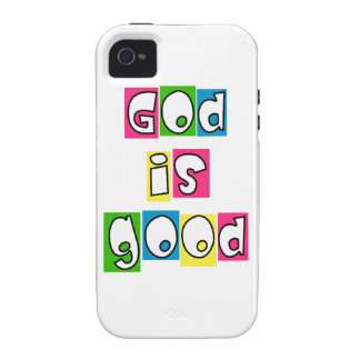 God is good Case-Mate iPhone 4 case