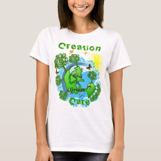 God is Green~ Creation Care Apparel T-Shirt