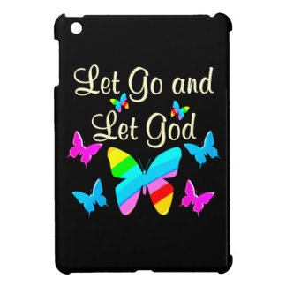 GOD IS IN CHARGE iPad MINI COVERS