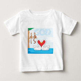 God is Love Baby T-Shirt