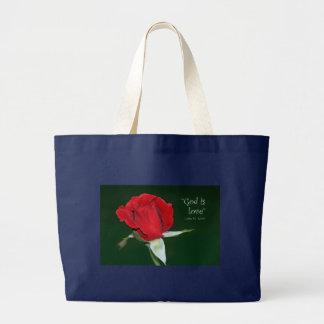 God is Love Bag