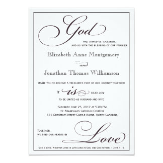 Wedding Invitation Wording Gods Will Yaseen for