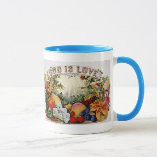 God is Love Mug