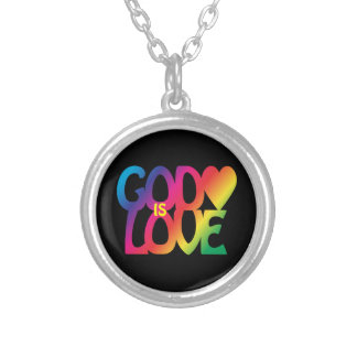 God Is Love Necklace