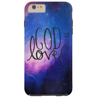 God is Love Phone Case