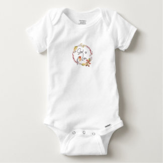 God is Love – Spiritual and Religious - Baby Baby Onesie