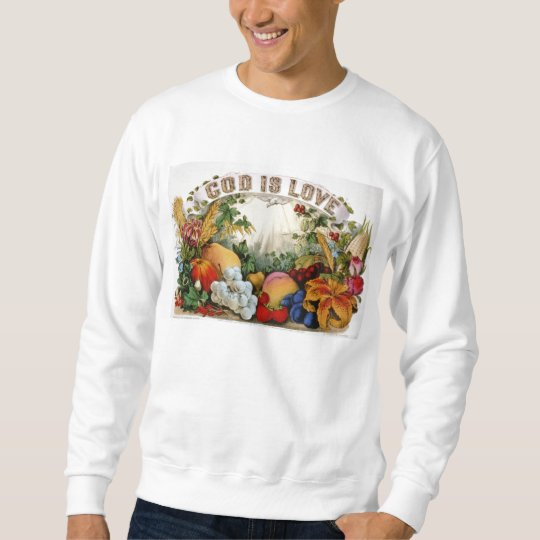God is Love Sweatshirt