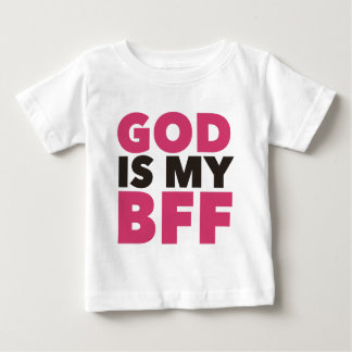 God Is My BFF T-shirt