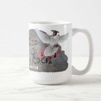 God Is My Rock#2 Mug
