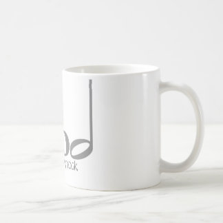 """God is My Rock"" Mug"