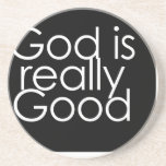 God is really Good Drink Coaster