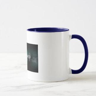God is The Savior Mug