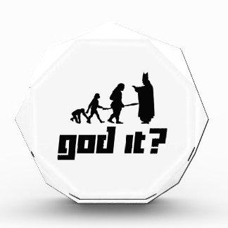 God it? award