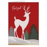 God jul greeting cards