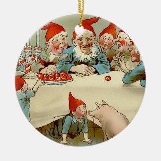 God Jul - Swedish Ornament 1