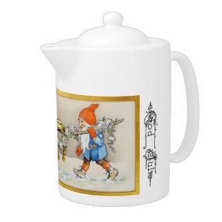 God Jul - Swedish Tea Pot 1