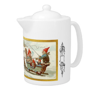God Jul - Swedish Tea Pot 2