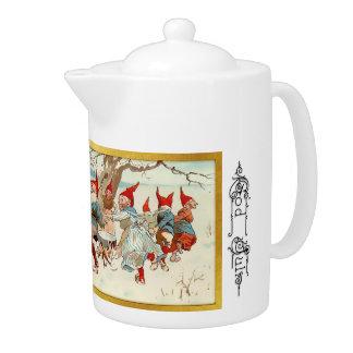 God Jul - Swedish Tea Pot 3