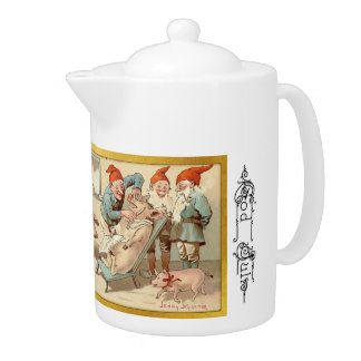 God Jul - Swedish Tea Pot 6