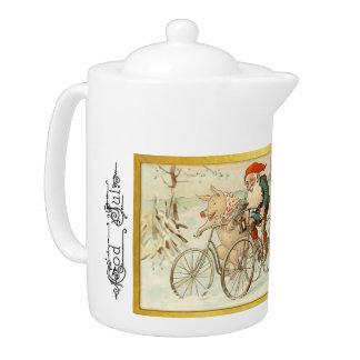 God Jul - Swedish Tea Pot 7