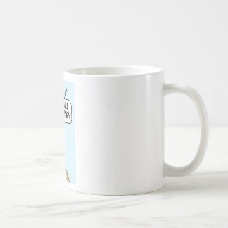 God:  keep ten commandments all at once! coffee mug