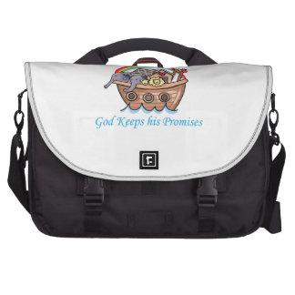 God Keeps His Promises Commuter Bags