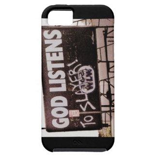 God Listens To Slayer iPhone SE/5/5s Case