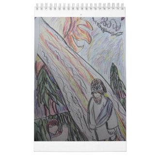 God love forever calendar
