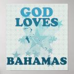 God Loves Bahamas Poster
