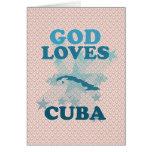 God Loves Cuba Cards
