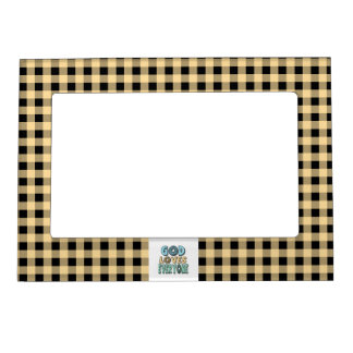 God Loves Everyone Magnetic Picture Frames