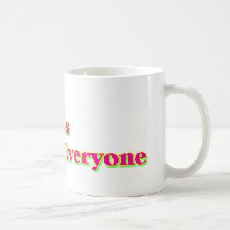 God Loves Everyone Mug