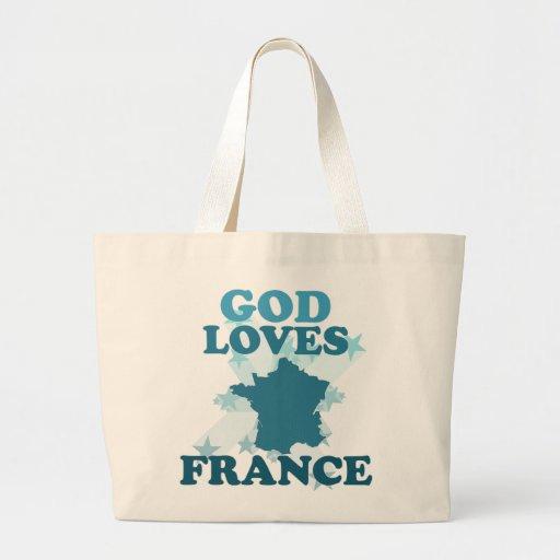 God Loves France Bags