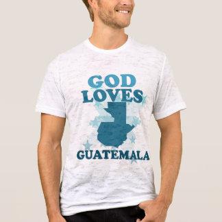 God Loves Guatemala T-Shirt