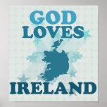 God Loves Ireland Poster