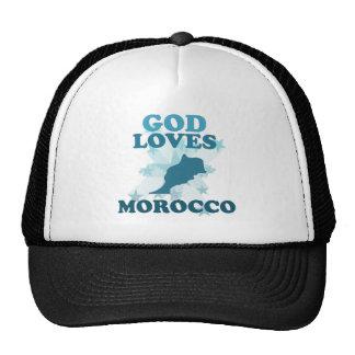 God Loves Morocco Hat