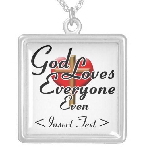 God Loves Custom Jewelry