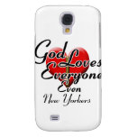 God Loves New Yorkers Galaxy S4 Covers